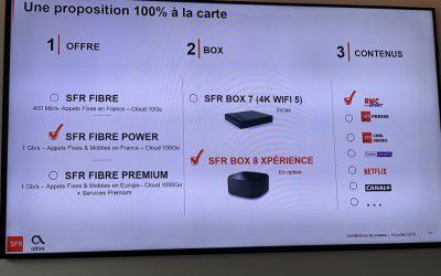 SFR Box 8 : son positionnement est-il vraiment le bon ?