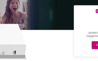 Dernière prolongation pour la Bbox à 9.99€/mois