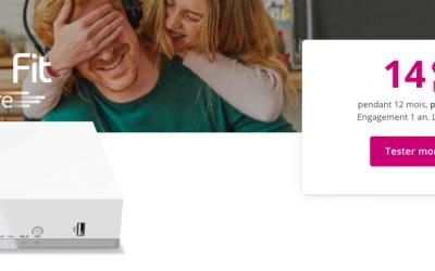 Bbox Fibre à 14.99€ : Bouygues lance sa box spéciale rentrée