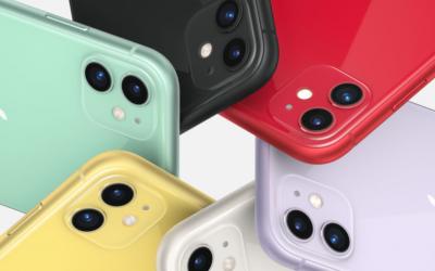 iPhone 11 en précommande : où l'acheter avec un forfait mobile ?