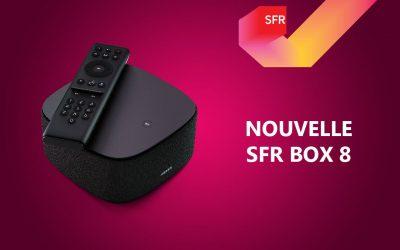 Alexa sur la SFR Box 8 reportée à début 2020