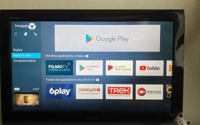 Les Bbox 4K et Miami passent sous Android Oreo, avec une nouvelle interface TV