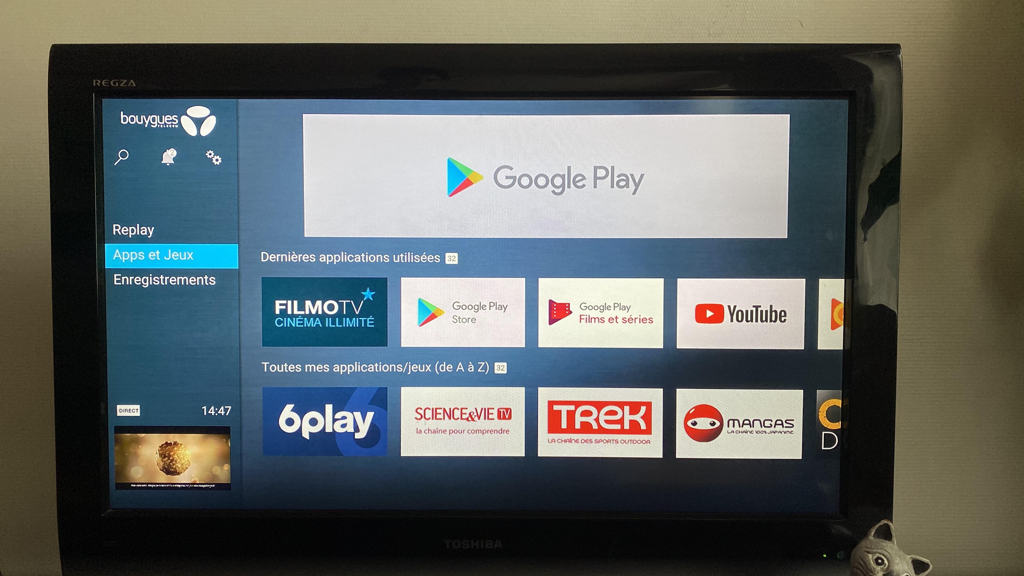 Les Bbox 4K et Miami passent sous Android Oreo, avec une nouvelle interface  TV - Blog CableReview