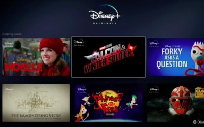 Disney Plus arrive dès le 31 mars prochain