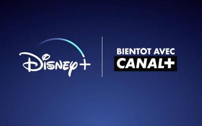 Canal+ : nouveau distributeur exclusif de Disney+ à partir de mars 2020