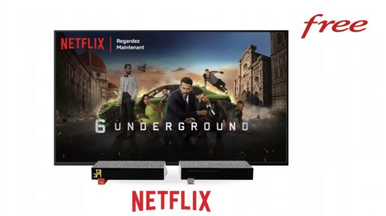 Netflix désormais accessible sur la Freebox Révolution !