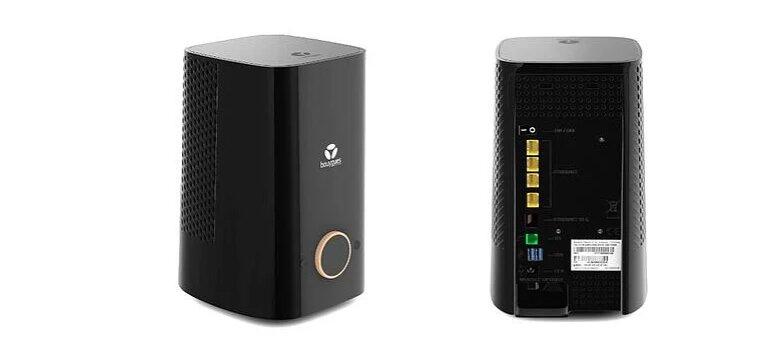 Noir, pratique et verticale : les spécificités techniques de la Wi-Fi 6 de Bouygues
