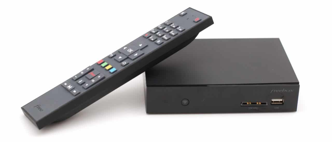 Famille by Canal : Freebox Mini 4K