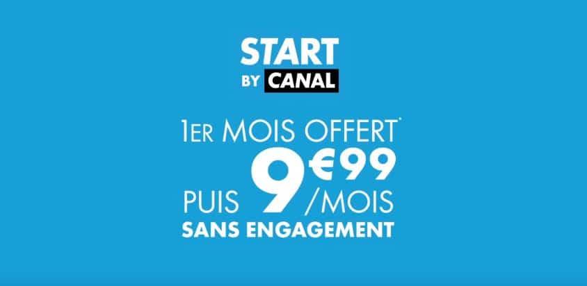 Start by Canal : chaines, prix, disponibilité et avis complet