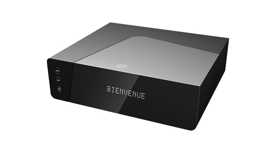 box 4k de sfr test et avis complet de la nouvelle box de sfr 2018. Black Bedroom Furniture Sets. Home Design Ideas