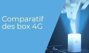 Comparatif des meilleures box 4G illimitées [2019]