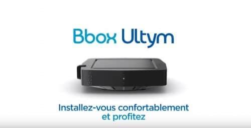 Bbox Ultym, le meilleur d'Android TV de Bouygues