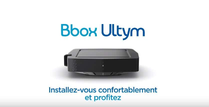 bbox ultym l 39 offre de bouygues en d tails prix et avis 2018. Black Bedroom Furniture Sets. Home Design Ideas