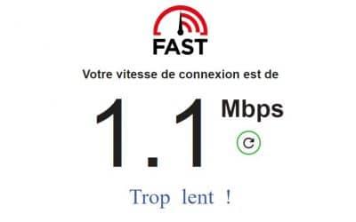 Internet trop lent ? 5 conseils pour booster votre débit