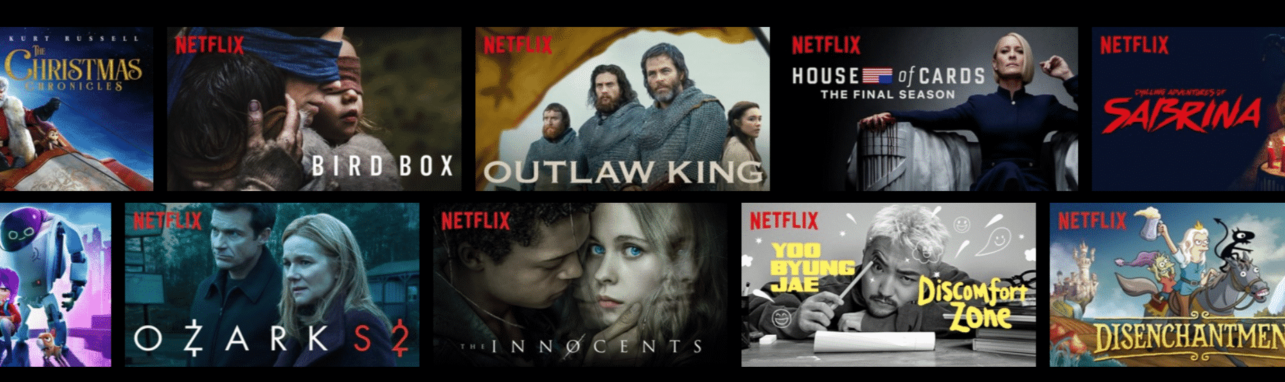 Freebox One : Netflix