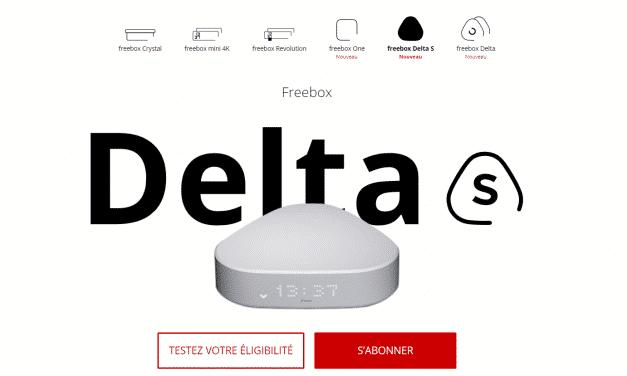 Freebox Delta S : l'offre internet seul de Free [Test et Avis 2019]
