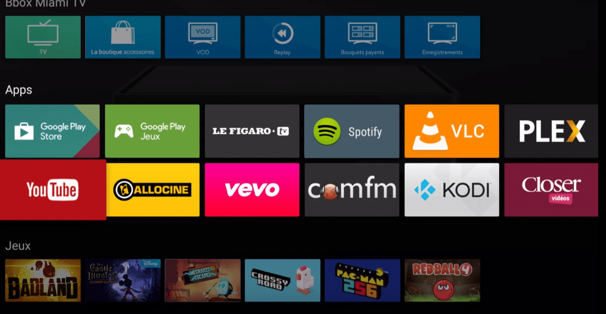 Bbox Ultym Android TV