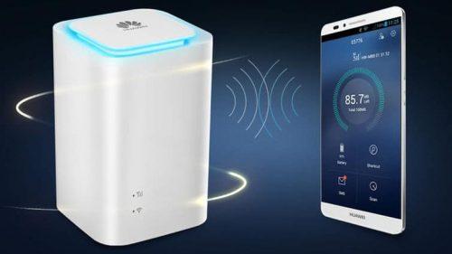 Box internet seul : box 4G