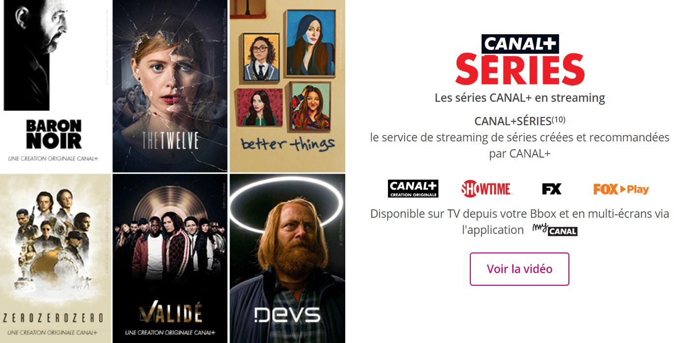 Canal+ Séries Bbox Ultym