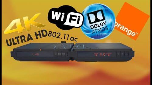 Livebox 4 Dolby Atmos et 4K
