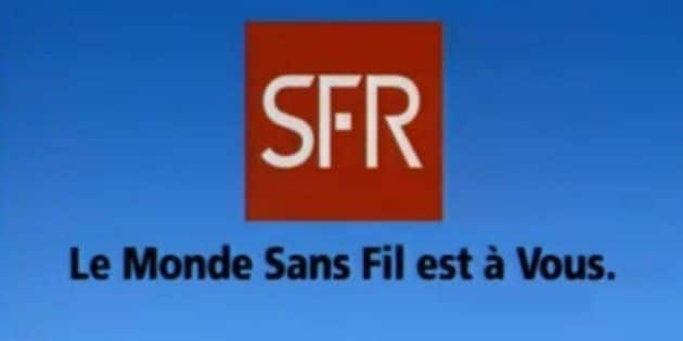 SFR, le monde sans fil est à vous