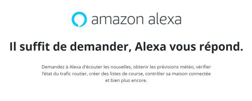Freebox Delta avec Alexa