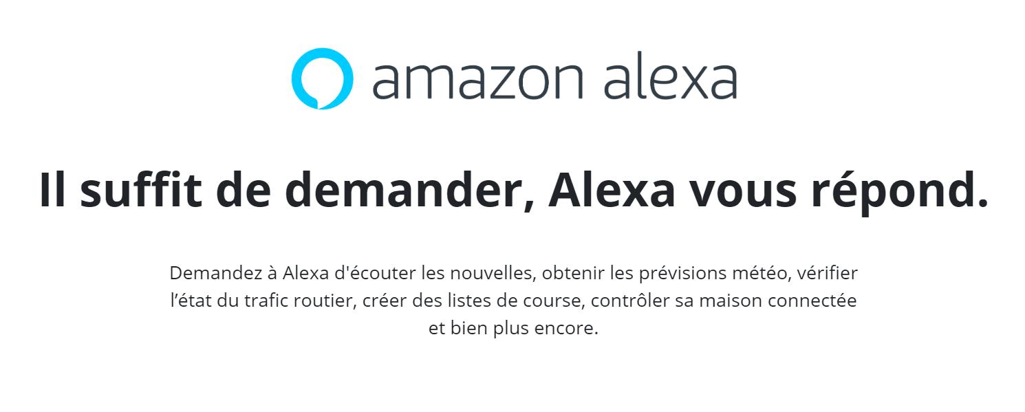 Alexa Freebox Delta