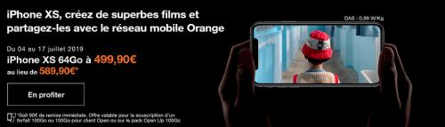 Les ventes privées mobiles de chez Orange sont l'occasion d'économiser quelques centaines d'euros