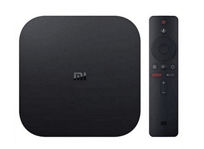 La Xiaomi Mi Box S, box Android TV à prix mini