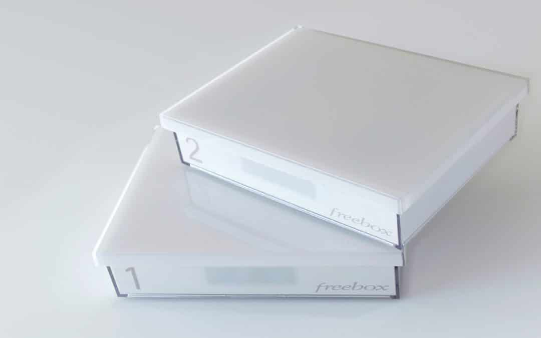 Freebox Crystal : Test et avis de la box low cost de Free