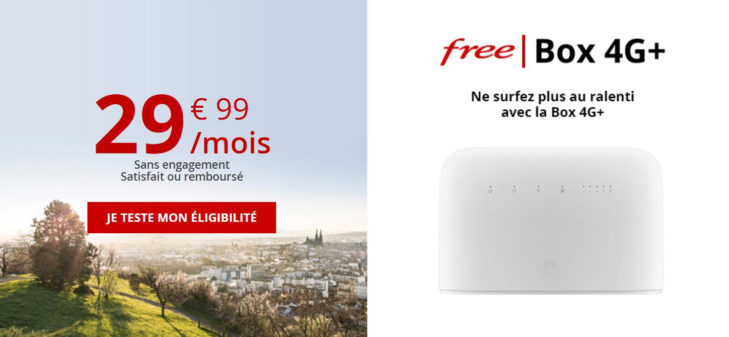 box 4G+ Free