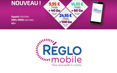 Avis Reglo Mobile : devez-vous souscrire l'offre Leclerc Mobile sans engagement ?