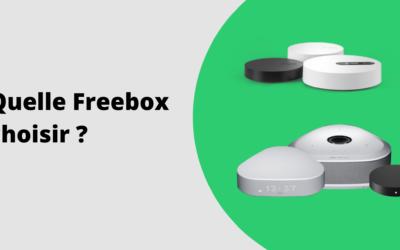 Quelle Freebox choisir ? Notre comparatif 2020