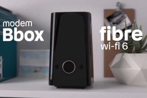 Bbox WiFi 6