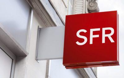 SFR couvre 91% de la population en 4G, avec 6 mois d'avance