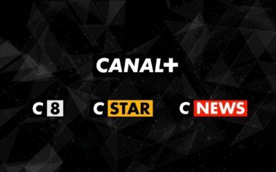 Les chaines Canal+ en clair pour les abonnés Freebox Révolution et TV by Canal