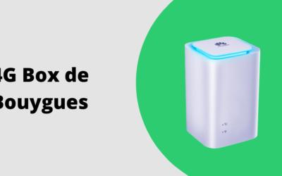 4G Box Bouygues : test et avis 2020