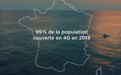 Bouygues Télécom veut couvrir 99% de la population en 4G vers 2018
