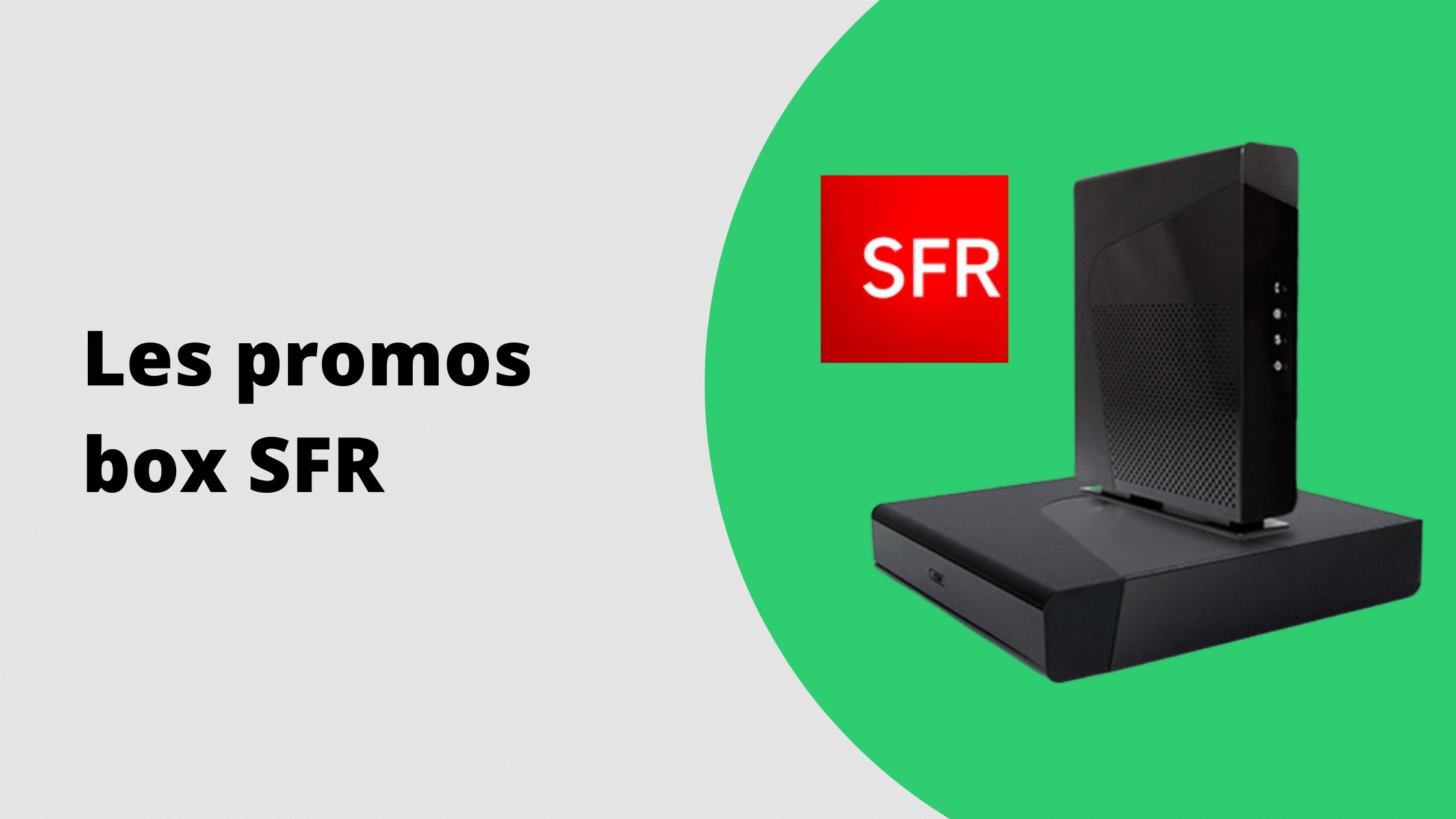 Promos box SFR