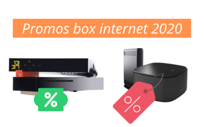 Promo box internet : les bons plans internet des FAI en septembre 2020
