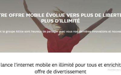 Des améliorations et des augmentations de tarifs pour les clients mobile SFR
