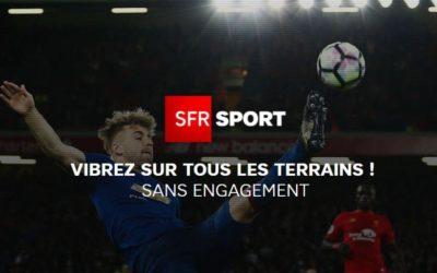 SFR Sport va changer de nom et pourrait être diffusé chez Orange