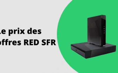 Tarif RED by SFR : ce que vous devez savoir avant de vous abonner