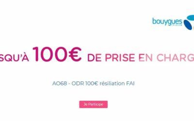 Remboursement des frais de résiliation par Bouygues Télécom