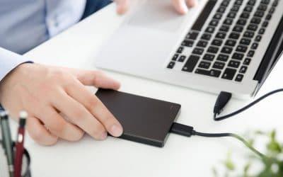Quels sont les avantages d'un disque dur externe?