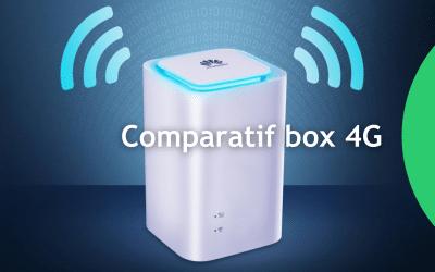 Comparatif des box 4G 2021 : laquelle choisir ?